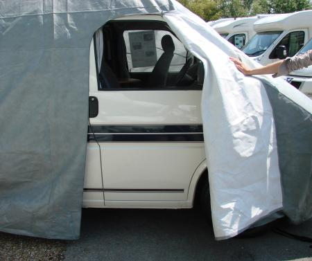 VW Camper Van Cover