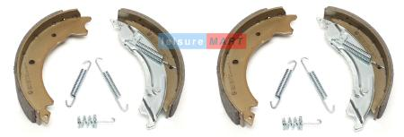 Trailer Brake Shoes Set