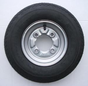 4.80 x 8 Wheel and Tyre 115mm PCD